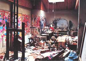 Francis Bacon (1909-1992) Studio