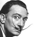 Salvador Dali, 1904-1989