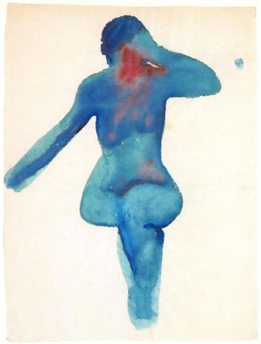 Nude Series VIII, 1917 Georgia O'Keeffe Museum