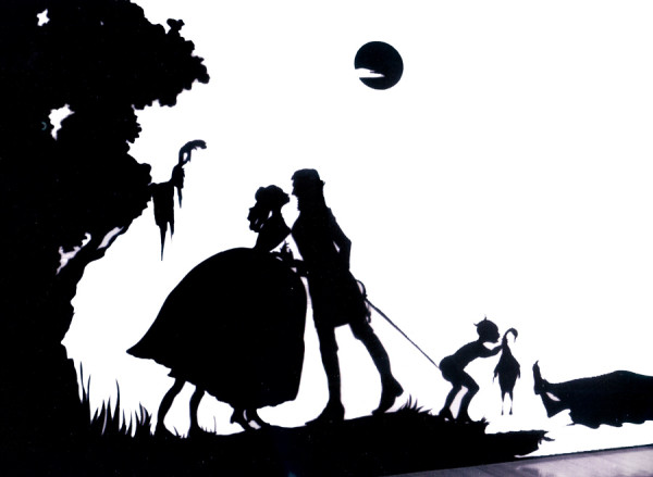 Gone: An Historical Romance of a Civil War…, 1994 Kara Walker