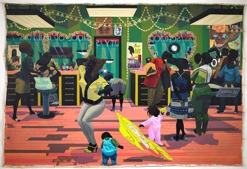 School of Beauty, School of Culture, 2012 Kerry James Marshall