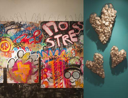 Kapow Art Installation I