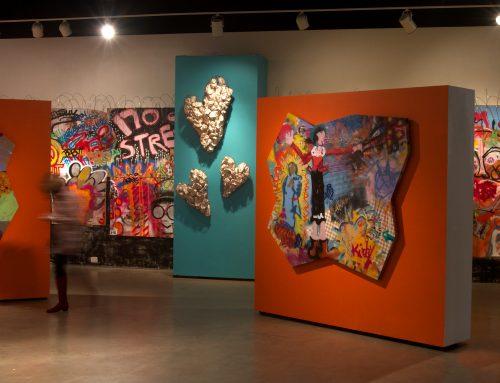 Kapow Art Installation II