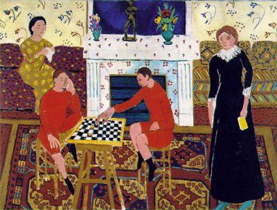 Painters Family, 1911, Henri Matisse