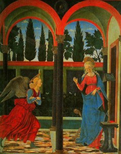 """The Annunciation"""
