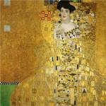 Portrait of Adele Bloch Bauer I,1907 Gustav Klimt