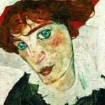 Portrait of Wally, 1912 Egon Schiele
