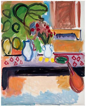 Last Painting, 1993, Robert De Niro Sr.