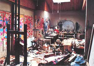 Francis Bacon (1909-1992) Studio