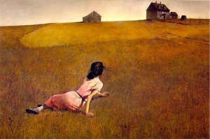 Christina's World, 1948 Andrew Wyeth