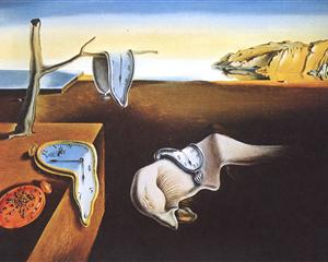 The Persistence of Memory, 1931 Salvador Dali
