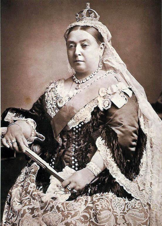 Queen Victoria, photograph